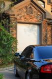 Automatische Aluminiumsicherheits-Rollen-Garage-Tür
