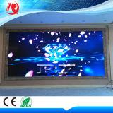 Definição elevada que anuncia o indicador de diodo emissor de luz interno da cor cheia da tela P3