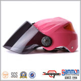 Motorfiets van het Gezicht van de manier de de Halve/Helm van de Motor/van de Autoped met Achterlicht (HF319)