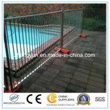 Beweglicher galvanisierter temporärer Zaun für Baustelle