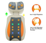 Elektrisches Shiatsu Neck und Back Massage Cushion