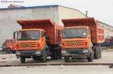 Camion van de Kongo de Vrachtwagen van de Kipper van de Stortplaats van Beiben 30ton 6X4