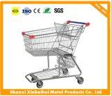 Einkaufen-Hand-LKW-Supermarkt-Laufkatze