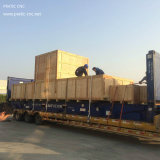 Centro de mecanización de la tira de metal del CNC que muele (PZA-CNC6500S-2W)