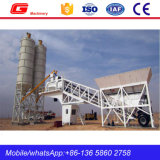 Constructeurs de centrale de traitement en lots volumétriques concrets mobiles en Chine (YHZS75)