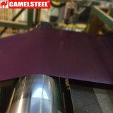 Acier enduit Coil&#160 de couleur de ride de matériau de construction de Fgc ;