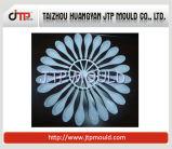 24 moulages en plastique de cuillère de cuillère de crême glacée de cavités