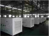 非常指揮権供給のための100kw/125kVA Shangchaiの超無声ディーゼル発電機