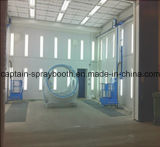 Industriell Selbstbeschichtung-Gerät, Spray-Stand anpassen