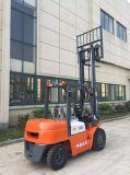 Carretilla elevadora de Hecha carretilla elevadora diesel de 3 toneladas en venta