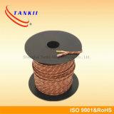 PVC/ゴム製テフロンinsualtion (KX前TX JX)のKのタイプ熱電対の拡張ワイヤー