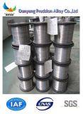 Niquelar Cr20Ni80 baseou o fio de soldadura da liga do aquecimento (Cr20Ni80)