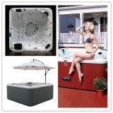 Fonction extérieure de Jacuzzy de baignoire de tourbillon pour la personne 6 (A620)