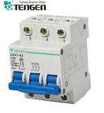 Tengen Dz47-63 6ka Circuit Breaker con Semko Certificate