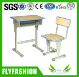 대중적인 다채로운 단 하나 조정가능한 학교 학생 책상 및 의자