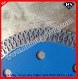 het Blad van de Zaag van de Diamant van 175mm voor Marmeren Graniet/Ceramiektegels/Efficency Met lange levensuur/Hoge