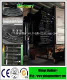 Correa eslabonada de goma Philippine de la máquina segadora
