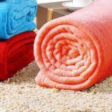 Tessuto di corallo 1.8X2.2m 900g di stampa della coperta del panno morbido