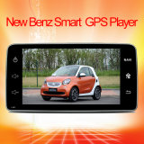 DVD de voiture pour Mercedes-Benz Smart GPS Navigator