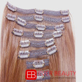 Cheap Best Quality Synthetic Kanekalon Paper clip in Hair Extensions