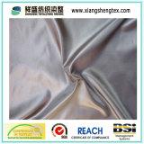 Tissu de pongé de polyester de satin