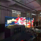 Afficheur LED P4 visuel polychrome d'intérieur pour annoncer l'écran