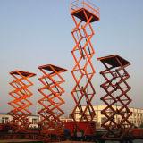 SaleのためのScissor 14メートルのType Hydraulic Lift Platform