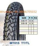 卸売価格のオートバイのタイヤ3.00-18