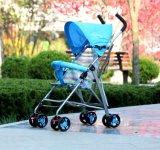 Neugeborenes Spaziergänger-Luxuxbaby-faltbarer SäuglingsSpaziergänger für Arbeitsweg