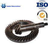 Ingranaggi conici di spirale del metallo di precisione del venditore di BS6002best
