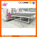 Неразъемное машинное оборудование вырезывания CNC полноавтоматическое стеклянное (RF3826AIO)