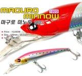 El colmo recomienda señuelo de pesca con cebo de cuchara con cebo de cuchara de la pesca del zambullidor profundo de calidad superior secreto de los pescadores