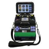 Encoladora de fibra óptica certificada CE/ISO libre de la fusión del envío de Eloik