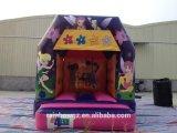 Aufblasbarer Schlag-Haus-/Inflatable-Überbrückungsdraht für Kinder
