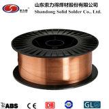 TUV dB ISO9001 Shandong 단단한 공장 Er70s-6/Sg2 MIG 철사 또는 용접 전선