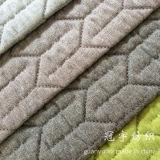 Le tissu de textile à la maison a collé avec le traitement piquant