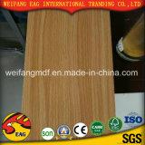 나무로 되는 곡물 색깔 멜라민 MDF (2mm 에 36mm)