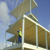 Containerized модульное здание для временно офиса и лагеря
