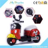 E-Bici elettrica blu dentellare rossa delle rotelle del motociclo 3 di alta qualità