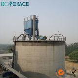 Collecteur de poussière de gicleur de pouls de filtre à air d'émission industrielle