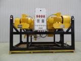 Centrífuga Decantadora de Alta Velocidad en Control de Sólidos de Campos Petrolíferos
