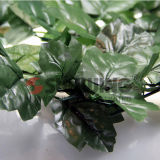 인공적인 잎 담 산울타리 정원 프라이버시 담