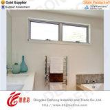 الصين نوع ذهب نوعية ألومنيوم نافذة ثابتة
