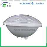 Singolo indicatore luminoso di lampadina di colore 35W AC12V LED PAR56 per la piscina subacquea