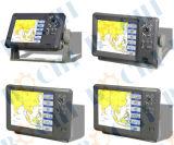 8 uso do plotador da carta da polegada GPS/AIS para o fuzileiro naval
