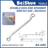 Metric Offset Box Wrench Chrome Vanadium Steel Construction