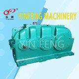 Reductor endurecido serie Zsy450 del engranaje del cilindro de Zsy