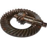 Ingranaggi conici dell'asse dell'attrezzo del camion del metallo di precisione BS5050 8/39 della parte posteriore di azionamento di spirale automatica dell'asse