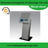 Шкаф металлического листа конкурентоспособной цены для киоска обслуживания собственной личности