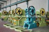 Máquina de perfuração da folha de metal do aço inoxidável de J21s 40t